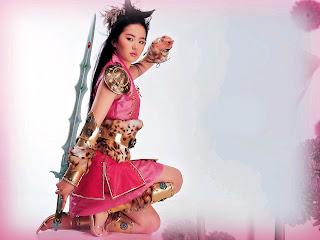 Crystal Liu Yi Fei (劉亦菲) Wallpaper HD 56