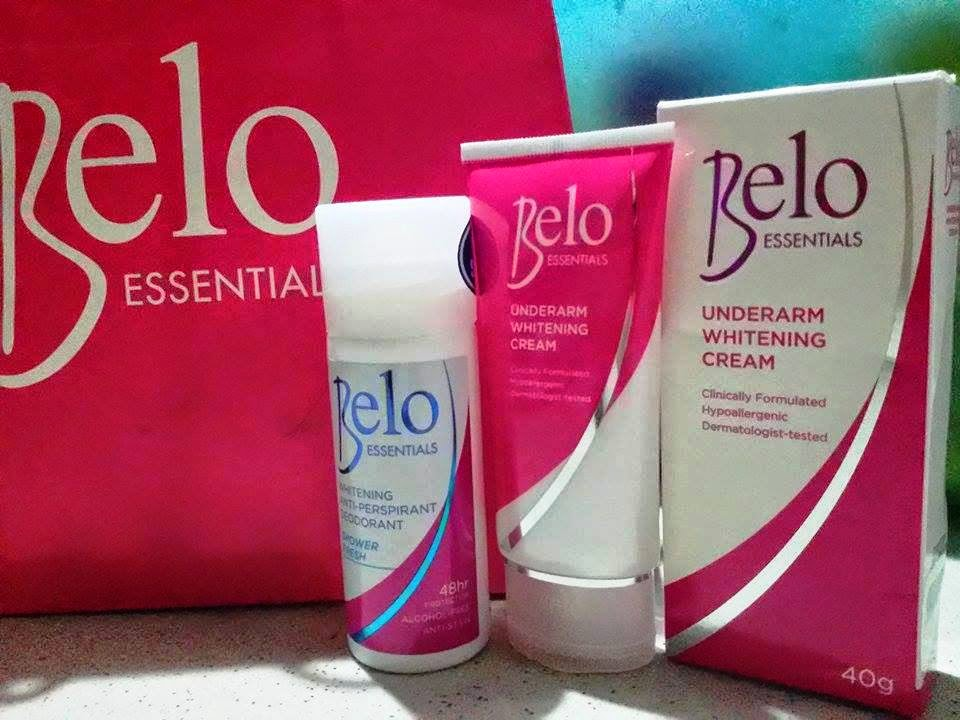 BELO Beauty Deo for Whiter #ANNEderarms