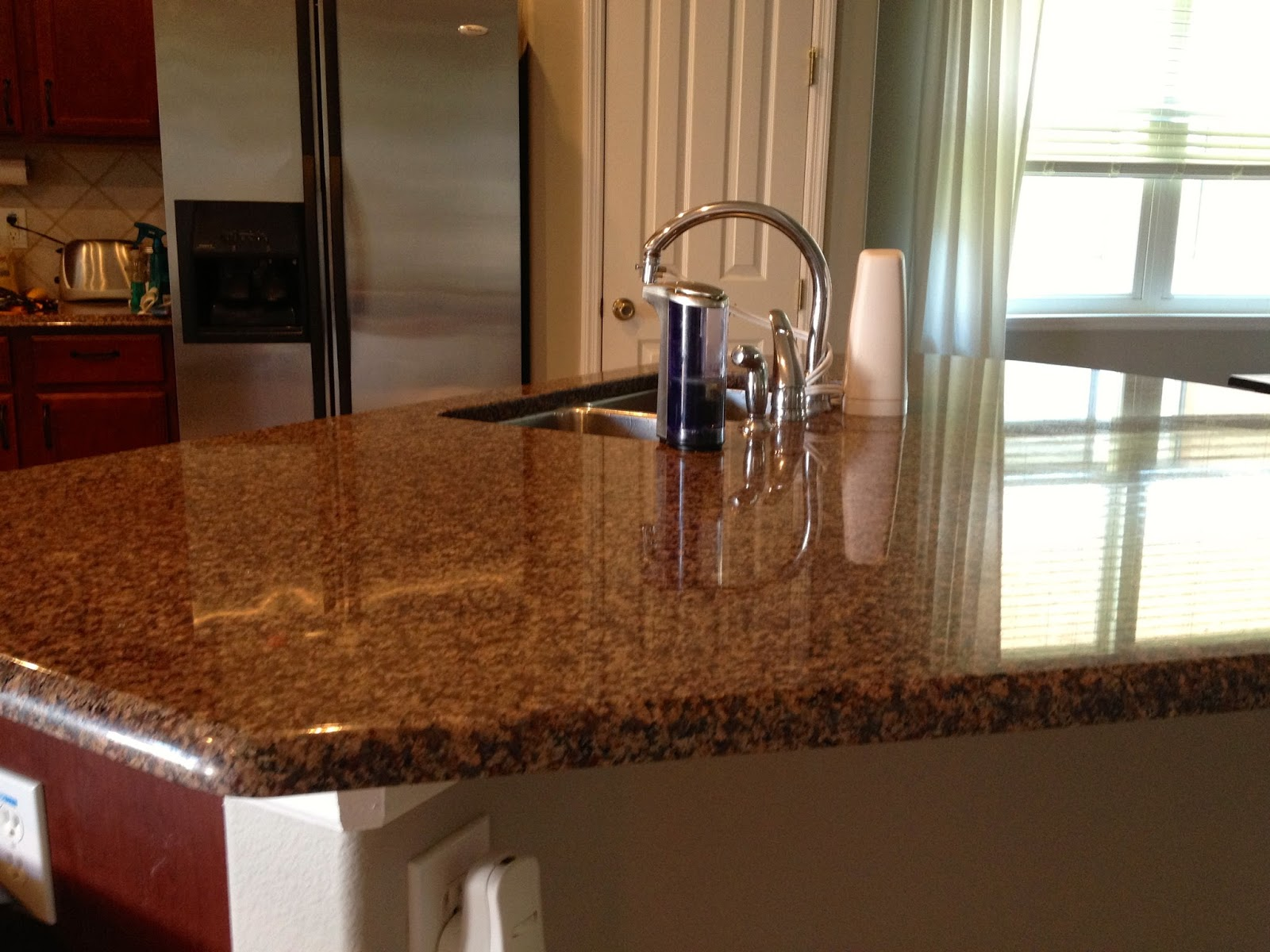 How To Clean Granite Naturally The Right Way Overthrow