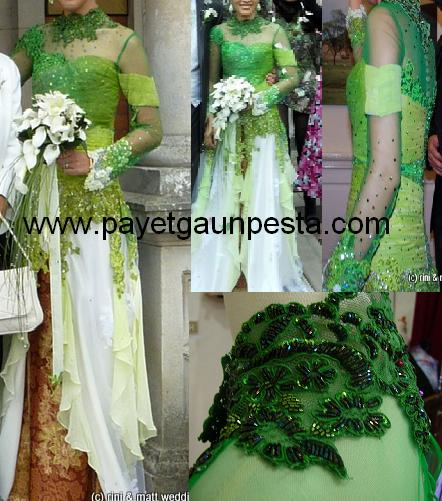 Everything About Green: Hijau Tema Pernikahan