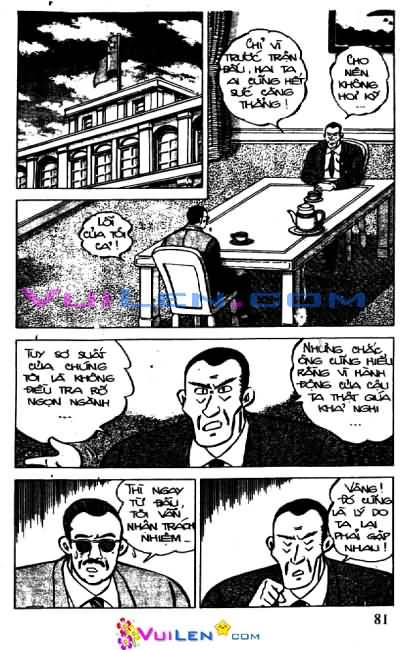 Jindodinho - Đường Dẫn Đến Khung Thành III Tập 55 page 81 Congtruyen24h