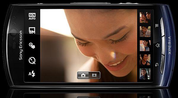 Xperia Neo Ponsel Musik Sony Ericsson