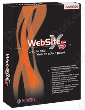 Website X5 Evolution 8.0.16 (MultiLenguaje/Español - Full)