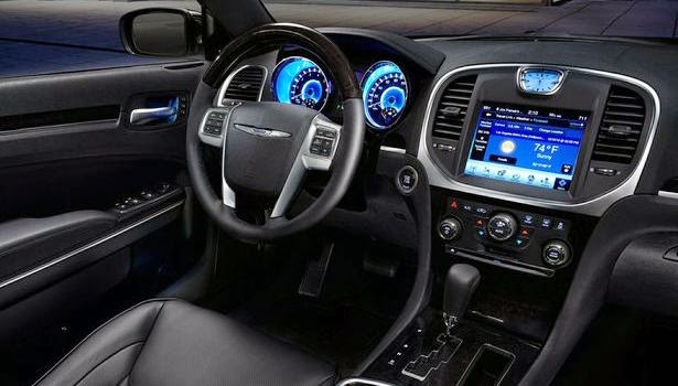 Stylish inside which gets 2016 Chrysler 300