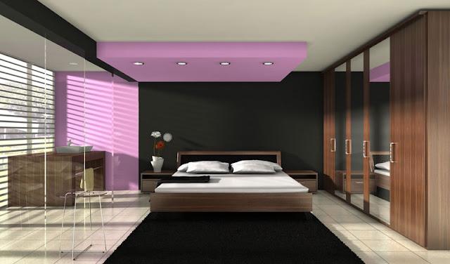 3d interior design detailing