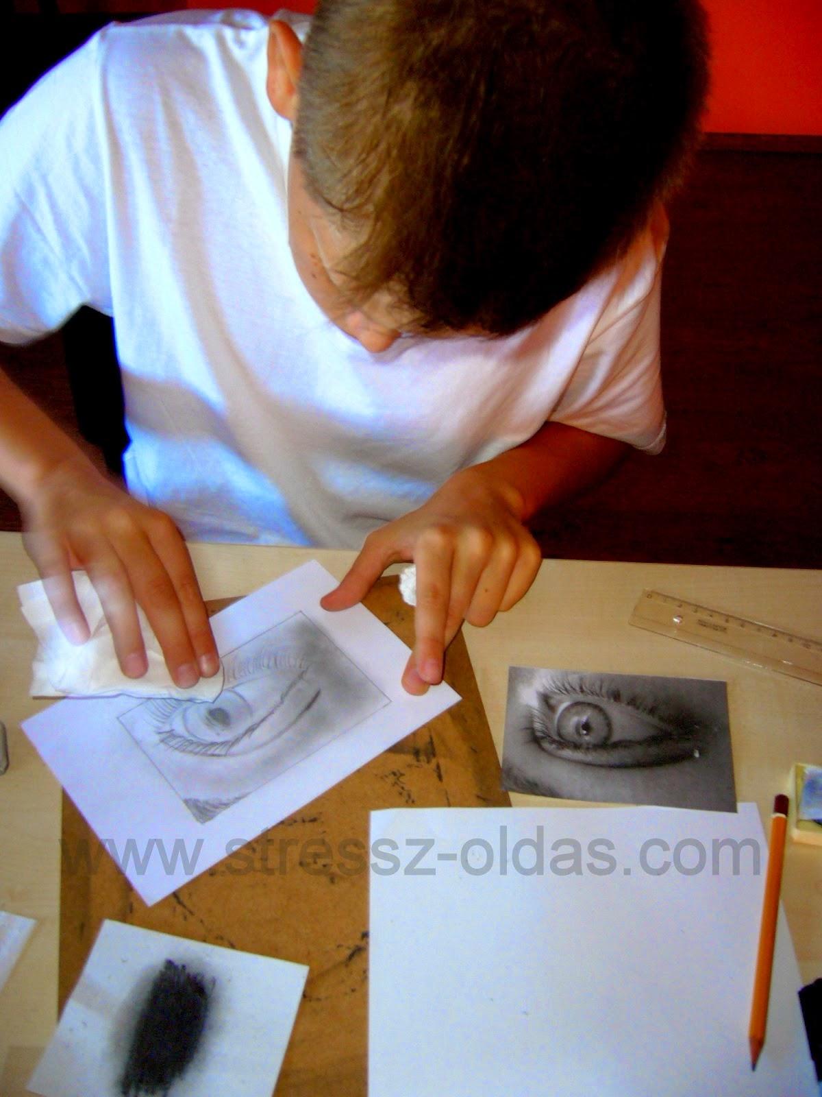 Jobb agyféltekés rajztábor gyerekeknek, Szombathely, jún. 29-30. - júl. 1. (klikk a képre)