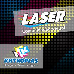 Laser Comunicação Visual