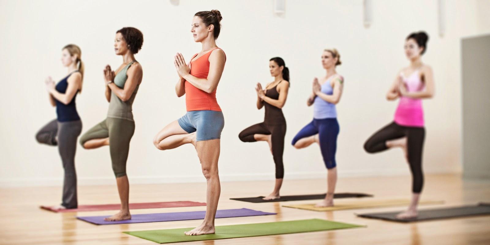 Manfaat Melakukan Yoga Bagi Tubuh