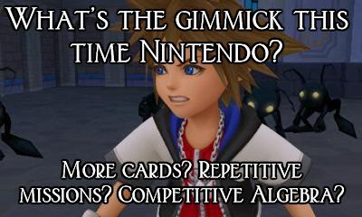 Nintendo Kingdom Hearts