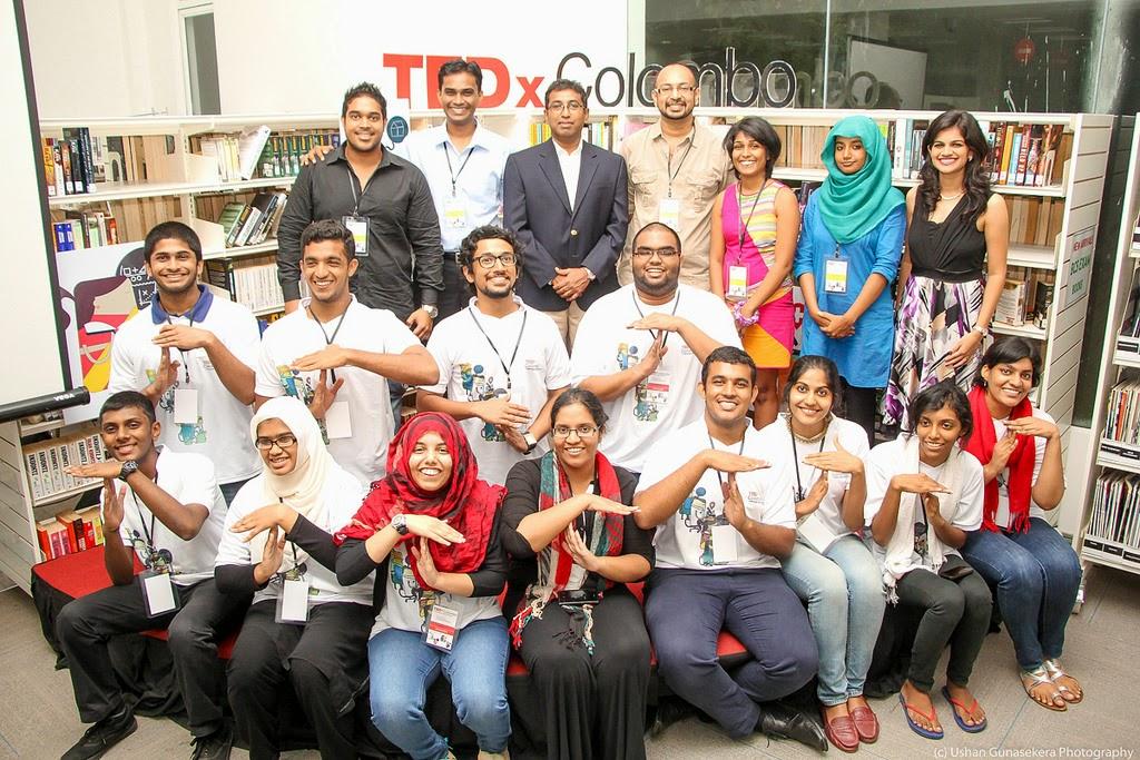 TEDx Colombo Team