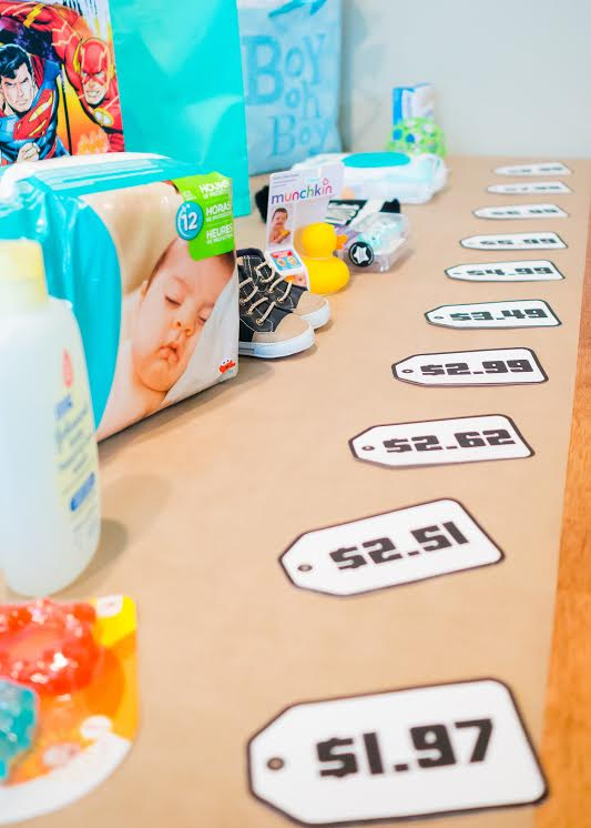 Heartfully Amy A Superhero Baby Shower For A Super Mom