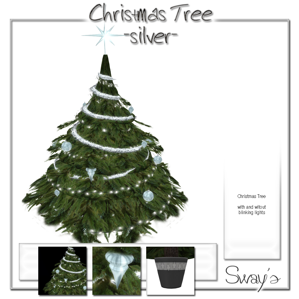 Sway s christmas trees