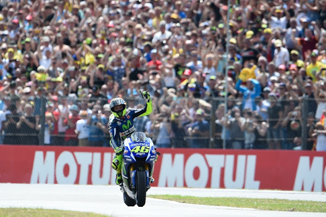 valentino rossi star of the year