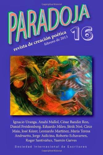 Paradoja, revista de creacion poetica.