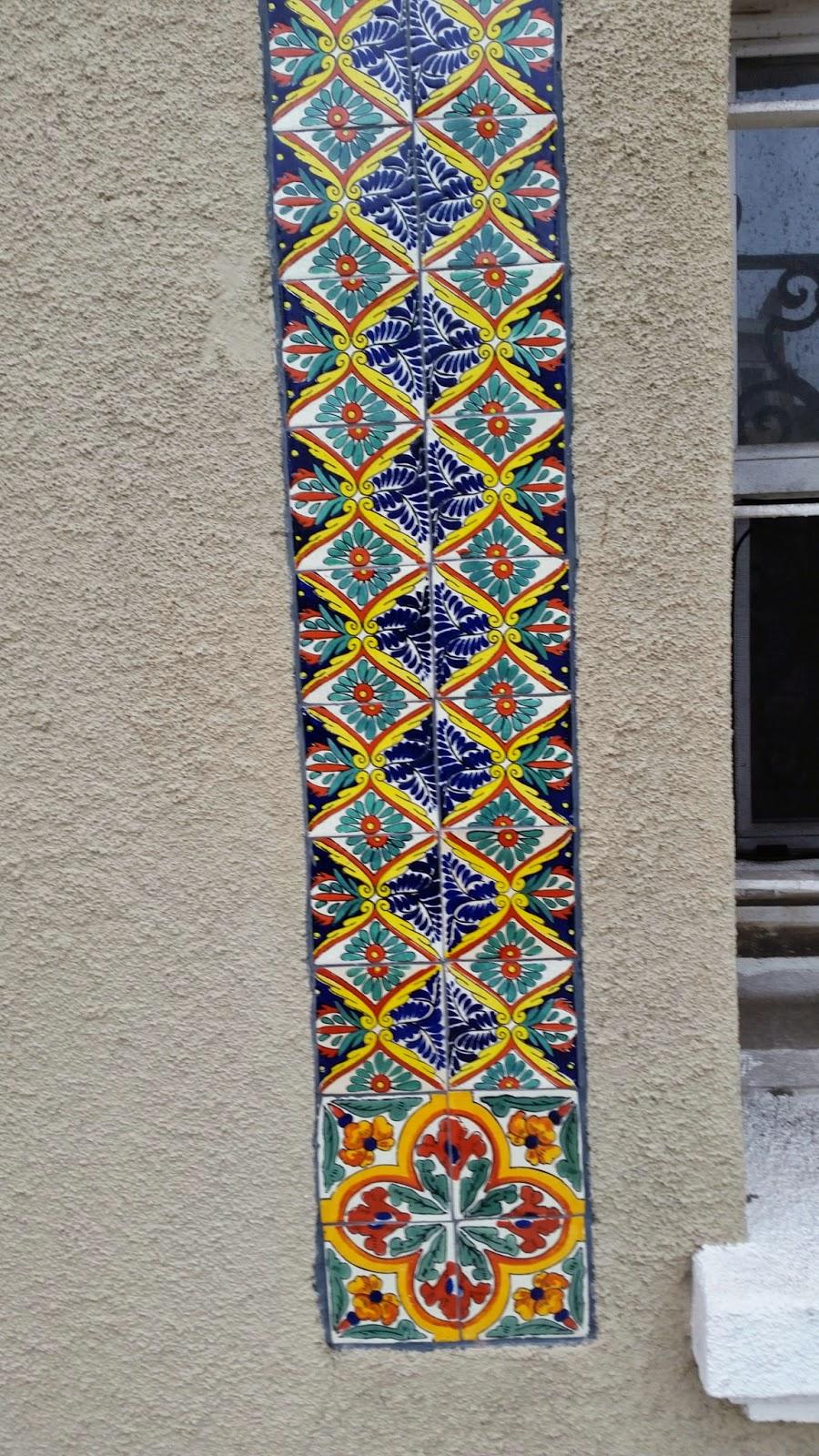Avente tile talk decorative tile in commercial design for Decorative spanish tile