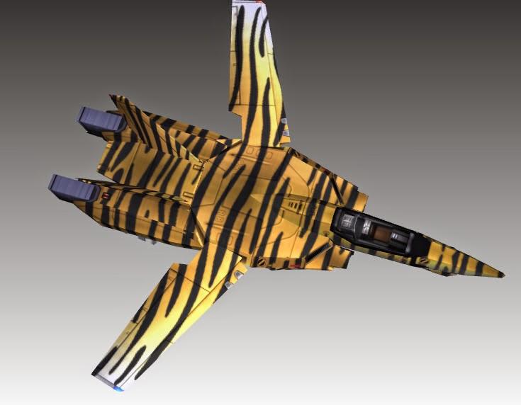 Modelo Tiger
