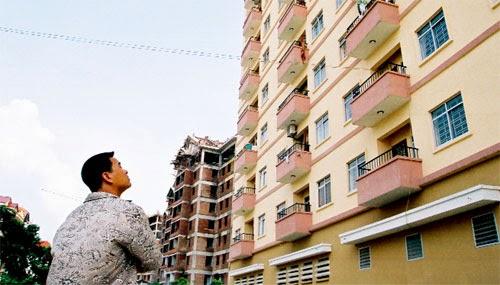 Cần xác định chính xác đối tượng mua chung cư thu nhập thấp