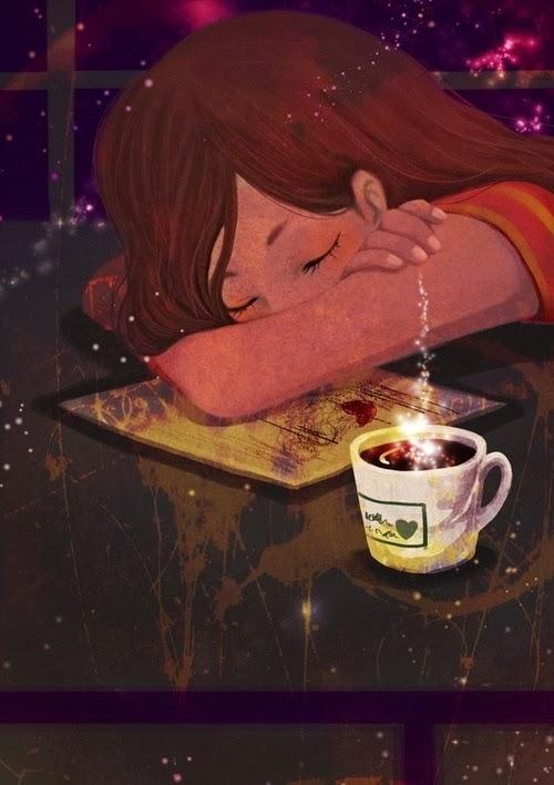 Bez kawy nie umiem zacząć dnia