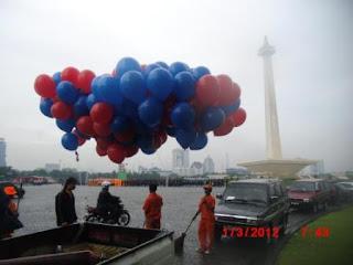 Balon Gas Heium