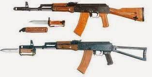 senjata api AK-47
