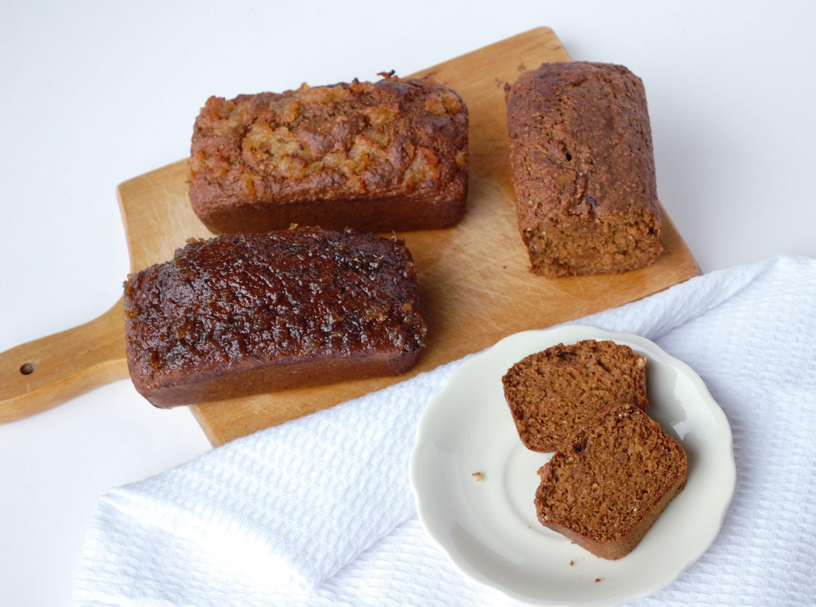 Gingerbread loaf | including cake
