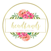Headbands by Kel Denise-Etsy Shop