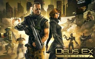 Download Deus Ex: The Fall APK Android 2014