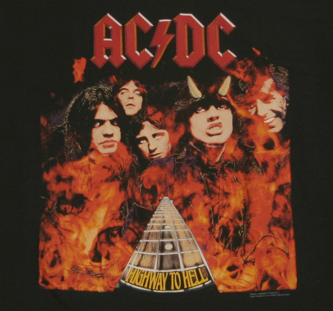 "Heavy Rock: AC/DC: ""Highway to Hell""; Classic Album Under ..."