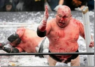 kabar-aneh.blogspot.com - Smackdown Super Sadis di Jepang