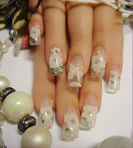 The Fascinating 3d japanese nail designs Photo