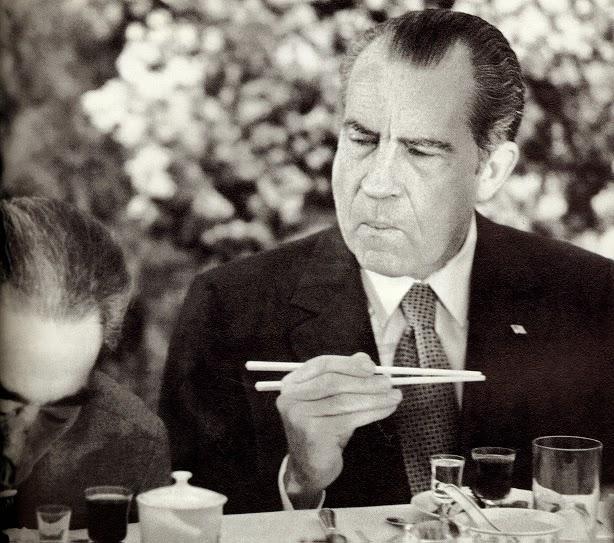 "Nixon: RORATE CÆLI: Nixon Goes To China: ""Pope Francis, You Are"