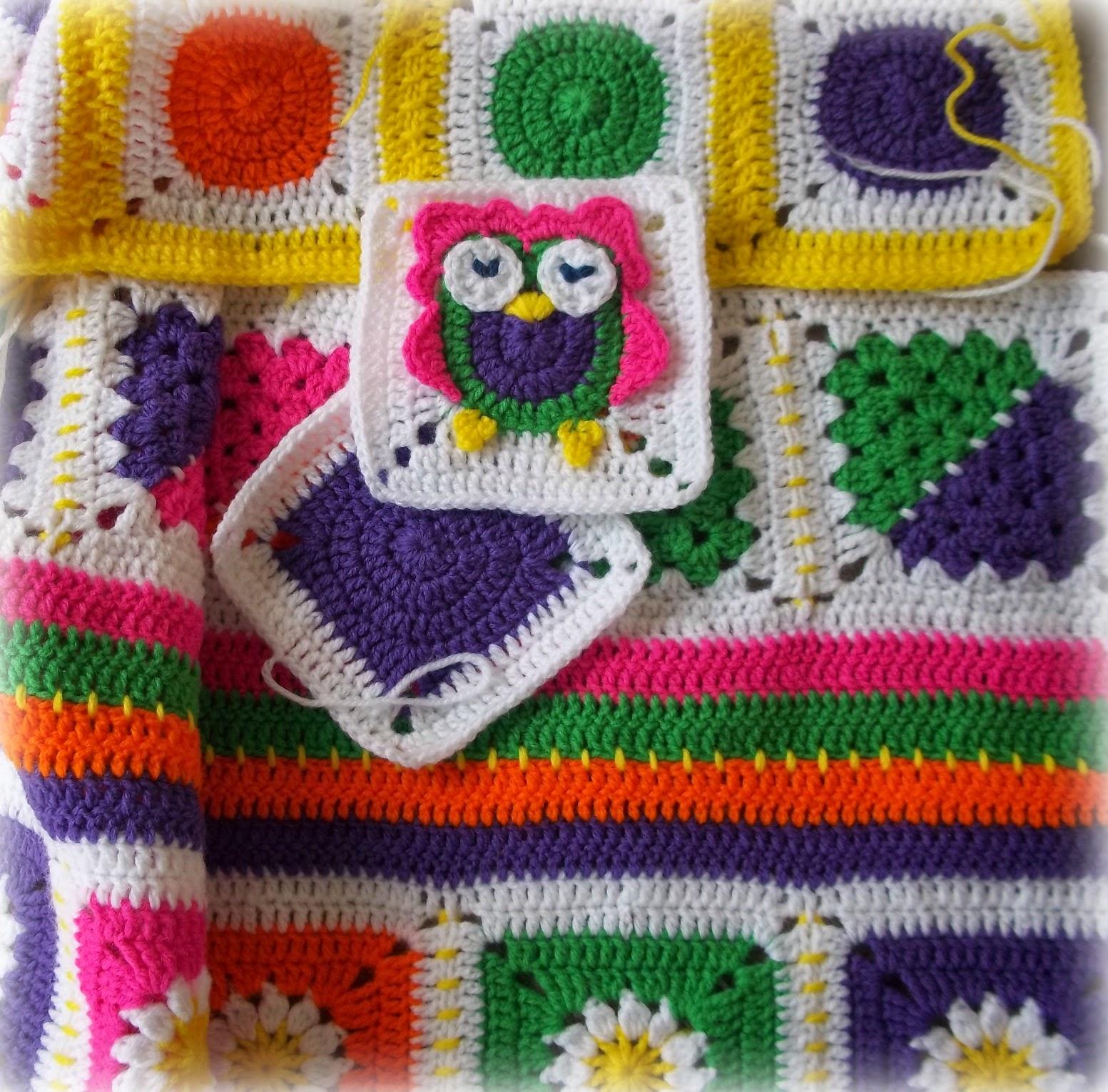 Zooty Owls Crafty Blog: baby blankets