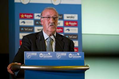 Del Bosque le lanzó un 'dardo' a José Mourinho