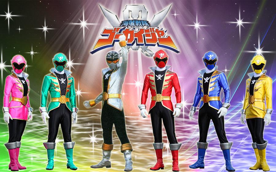 Whalley Reviews: The Whalley Reviews: Kaizoku Sentai ...