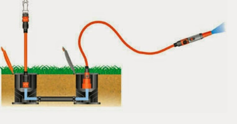 ein traum w chst erfahrungen mit gardena pipeline. Black Bedroom Furniture Sets. Home Design Ideas