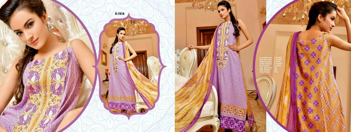 Jubilee Eid collection 2014