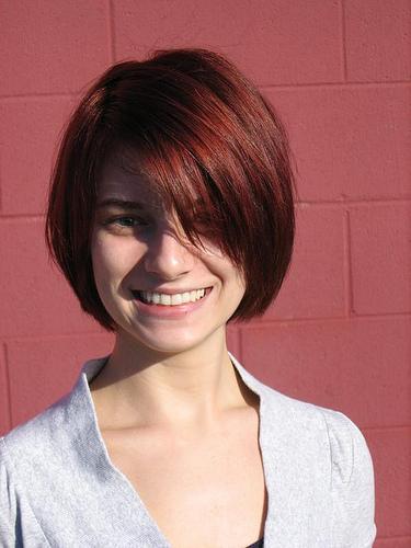 Four Long & Short Hair Bangs You can Make a Decision Short Hair With Bangs