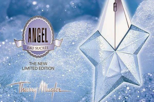 SHOPPER IN THE CITY. Beauty, cosmetics and trends: ANGEL EAU SUCRÉE DE  THIERRY MUGLER, PARA COMÉRSELA
