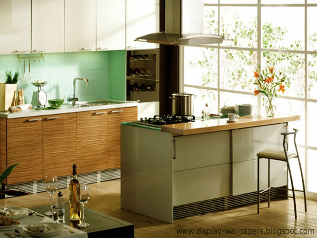 Wallpapers download island kitchen designs ideas pictures for Kitchen design categories