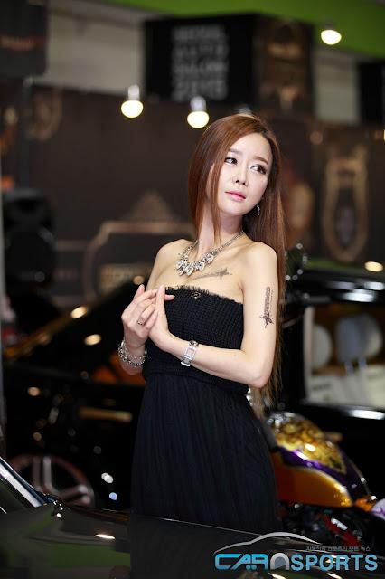 4 Song Yee Na - 2015 Seoul Auto Salon - very cute asian girl-girlcute4u.blogspot.com