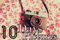 10 Days 10 Pictures Challenge!!!