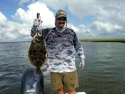 Biggest Flounder 2019