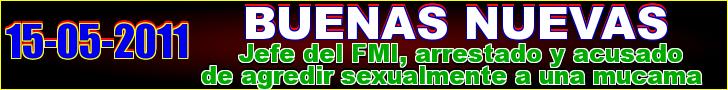 JEFE DEL FMI ARRESTADO ...