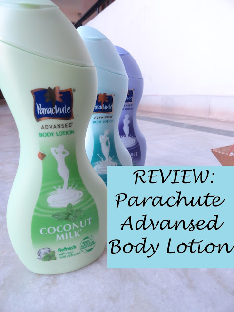 REVIEW: Parachute Advansed Body Lotion with Coconut Milk  image