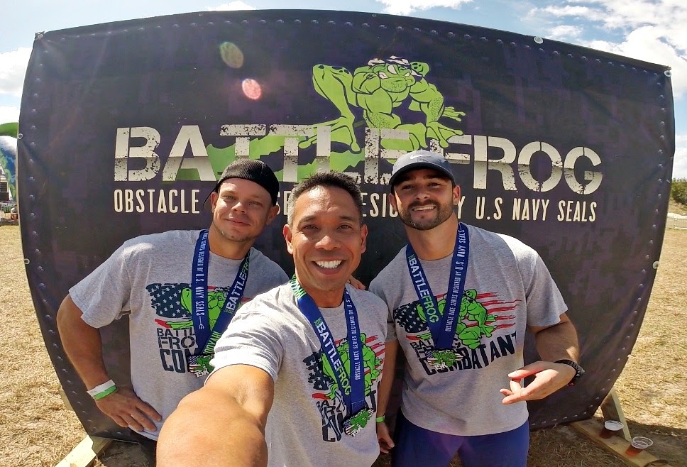 BattleFrog Central Florida 2015 - BattleFrog Orlando - BattleFrog Series Pro Team