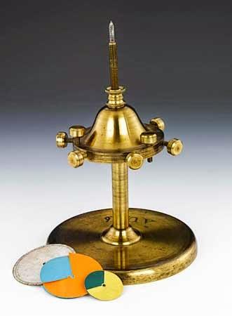 Scientist James Clerk Maxwell's Invention