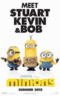 MINIONS:THE COMPETITION 2