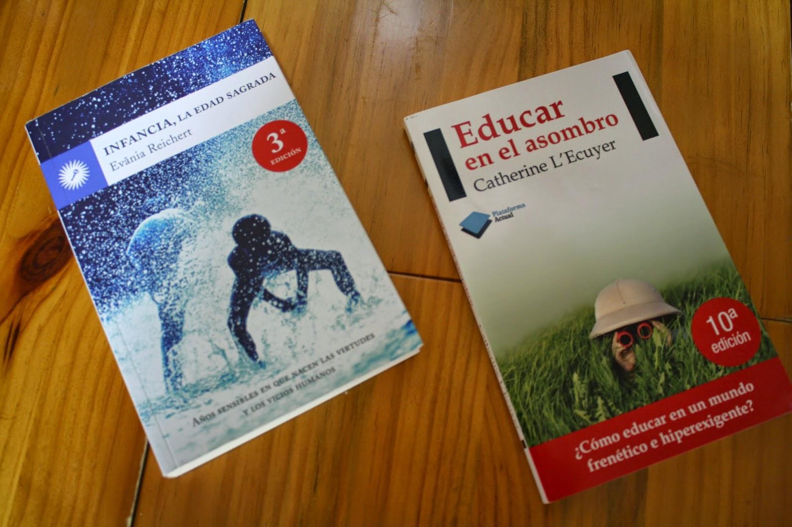 Infancia, la edad sagrada de Evânia Reichert. Ediciones La Llave.