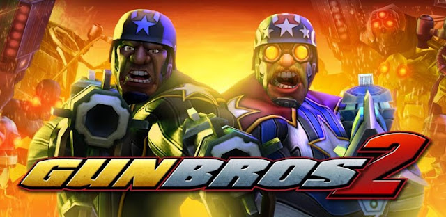 Download Gun bros 2 v1.2.2 Android Apk + Data Sd Files [Atualizado + Mod Unlimited]