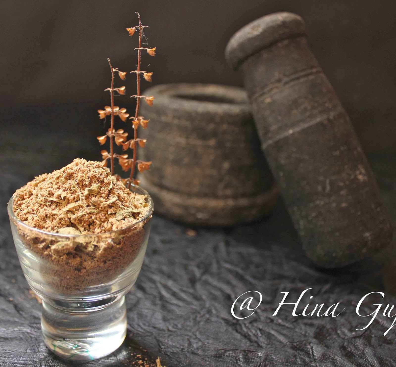Homemade Chai Ka Masala Recipe (Tea Spice)